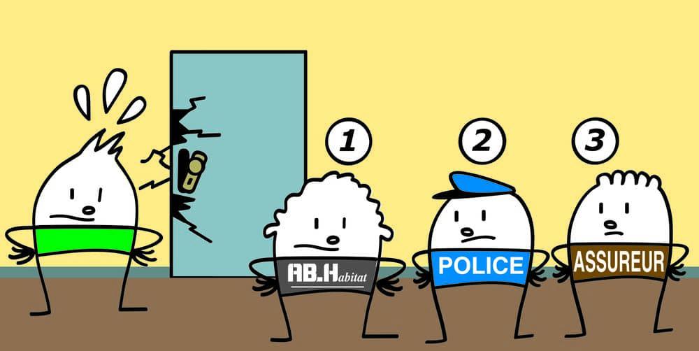 porte fracturee - AB-Habitat