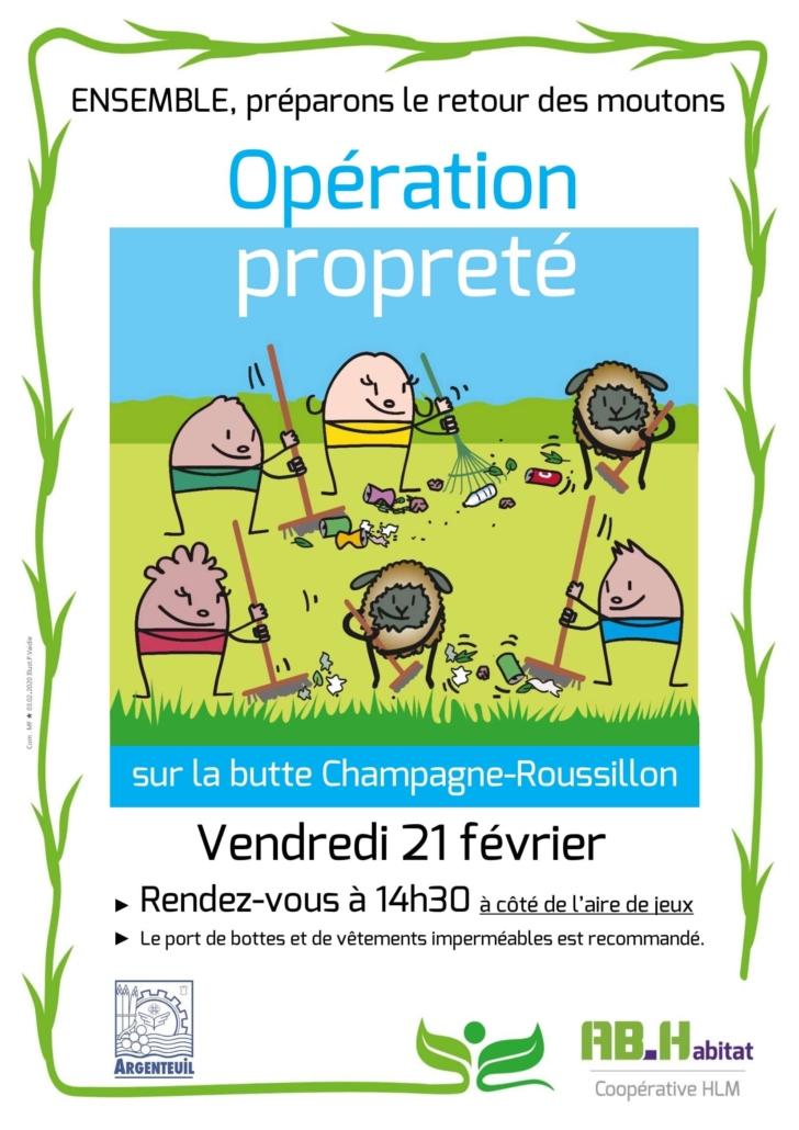affiche opération propreté butte v2 728x1030 - AB-Habitat